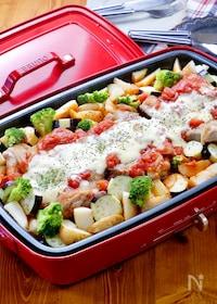 『簡単カラフルなイタリアン『ごちそうイタリアンチキンステーキ』』