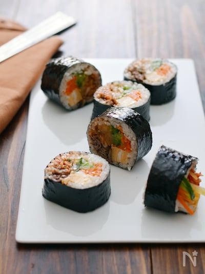 レシピ キムパ