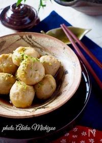 『【簡単な里芋の皮のむき方】懐かしい芋の煮っころがし#作り置き』