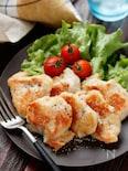 むね肉のマヨチーズ焼き【#下味冷凍#糖質OFF#お弁当】