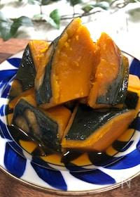 『甘めが美味しい♡我が家のかぼちゃの煮物』