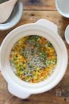 彩り野菜たっぷり!炊き込みピラフ