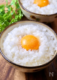 『究極のTKG♡『我が家の卵かけごはん』』