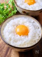 究極のTKG♡『我が家の卵かけごはん』