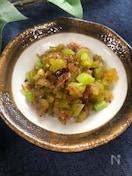 捨てないで!大根の葉は緑黄色野菜!簡単おかか炒め
