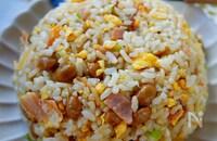 【簡単に作れる納豆炒飯】シンプルな味わいでクセになる😋
