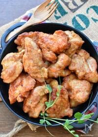 『最強過ぎる♡オイスターソース+鶏がらde美味しすぎる唐揚げ♡』
