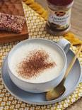 余った焼いもでカフェ風♪飲むスイートポテト【おうちカフェ】