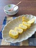 簡単アレンジ卵焼き☆えのきのバターじょうゆ卵