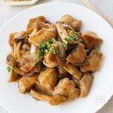 『鶏肉とエリンギの甘酢炒め』#ご飯が進む#ヘルシー
