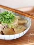 ご飯もお酒もすすむ♡しっかり味しみ*豚肉と大根の味噌煮♡