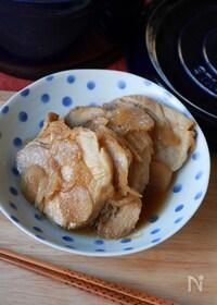 『我が家の煮豚』