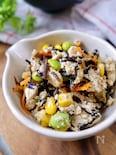 お箸が止まらない♡『豆腐とひじきの冷たいお惣菜』