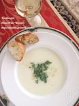 塩こうじの蕪スープ