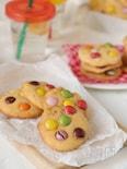 材料6つ!米粉で作るチョコチャンククッキー