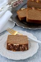 おからのチョコレートパウンドケーキ