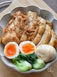 【胸様レシピ】レンチンde簡単♪胸肉の味噌ぴーチキン♪