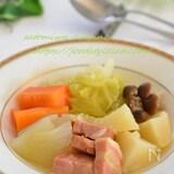 温まる♡野菜たっぷりポトフ♡