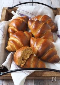 『発酵なし‼︎低糖質ふすまバターロール【ダイエット・ブランパン】』