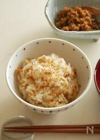 『ピリリとさわやかな辛さ。 生姜の佃煮で  『生姜ご飯』』