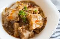 少ないお肉でも食べごたえばっちり!厚揚げ×豚肉の美味しいボリュームレシピ15