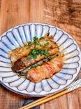 茄子とミニトマトの豚バラ肉巻焼き