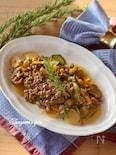 ひき肉と夏野菜の炒めもの*冷蔵庫にある野菜でどうぞ