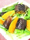 揚げ焼き夏野菜のイタリアンサラダ