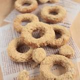 黒糖きなこのそばドーナッツ§カリッ・モチっと蕎麦の香り
