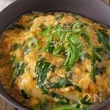 【ごま油香る】ふわふわ卵のあんかけニラ豆腐 #ご飯が進む
