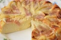 【イチジクのなめらかチーズケーキ】しっとり♡とろける幸せ食感