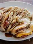 台湾朝食定番・もちもち蛋餅ダンビン