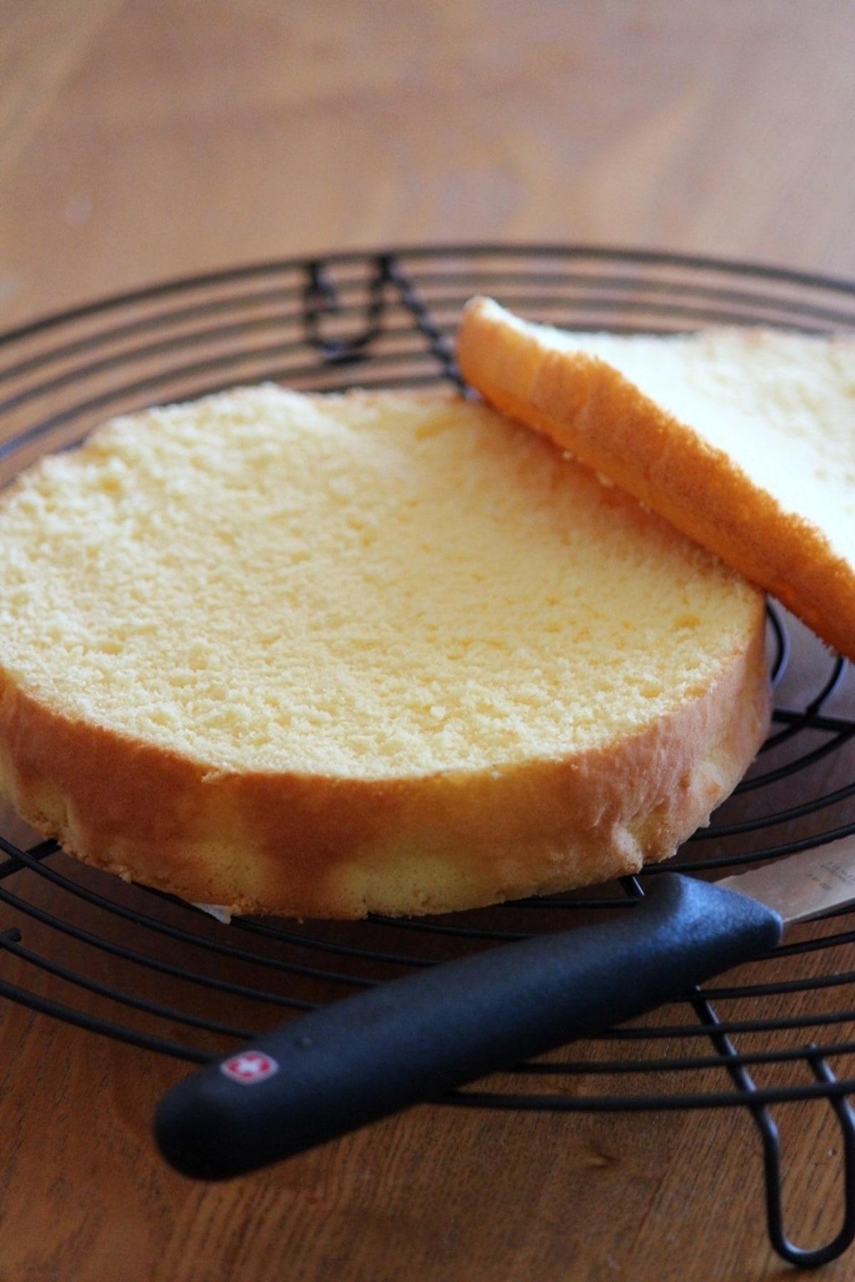 ショートケーキ レシピ 12cm
