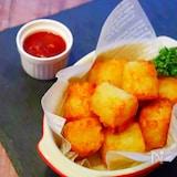 カリカリほくほく!ひとくちハッシュドポテトの作り方レシピ