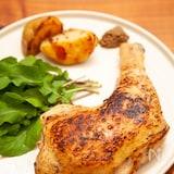 炊飯器で鳥もも肉のコンフィ