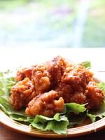 鶏チリ唐揚げ