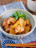 味がしみしみ♪『鶏大根の甘辛照り煮』【作り置き*お弁当】