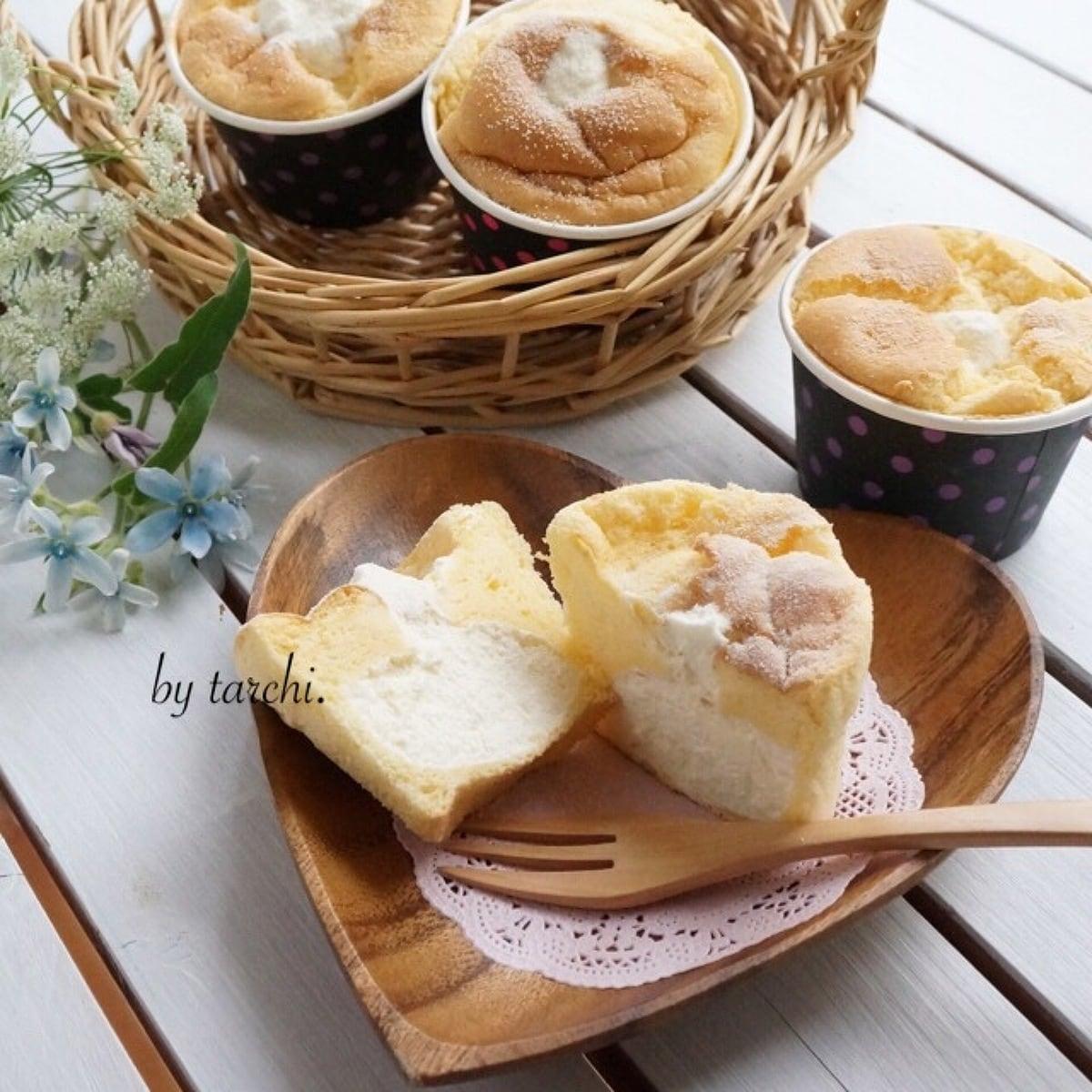 シフォン ケーキ カップ