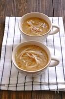 豚たまもやしの旨だし味噌スープ