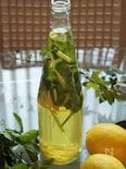 レモン&ミント(水)のブロード