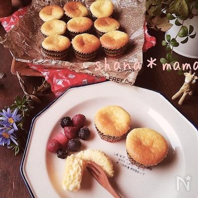 しゅわしゅわふわ ん ひとくちスフレチーズ By しゃなママ レシピサイト Nadia ナディア プロの料理家のおいしいレシピ