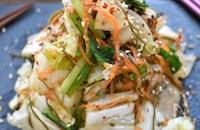 白菜の漬物の作り方&漬物活用レシピまとめ