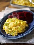 夏野菜|お洒落サラダ|【トウモロコシのジュレサラダ】