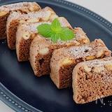 【5分で完成】低カロ低糖質♡チョコケーキ風おから蒸しパン