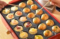 楠さん家の子どもが大盛り上がり!楽しいおうちご飯ベスト5