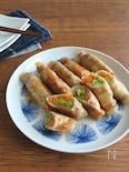 お弁当にもぴったり◎ごはんがすすむ☆豚肉の甘辛野菜巻き