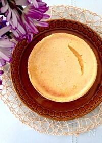 『混ぜるだけ超簡単❣️ボウル1つで♪『定番チーズケーキ』』