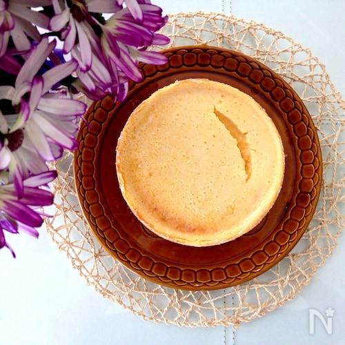 混ぜるだけ超簡単❣️ボウル1つで♪『定番チーズケーキ』