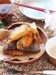お弁当にも♪マヨポン酢ソースで食べる♡ぶりのカレー竜田揚げ