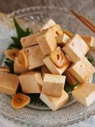 【ほめられおつまみ】にんにく醤油クリームチーズ【漬けるだけ】